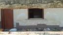 Villa confiscata Sicilia, infissi distrutti