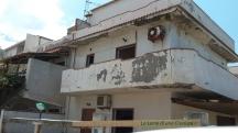 Villa confiscata, danneggiamenti esterni