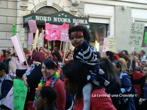 #NonUnaDiMeno, Future donne in corteo