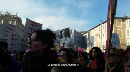Donne in piazza, #nonunadimeno