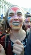 #NoUnaDiMeno, Mille colori contro la violenza