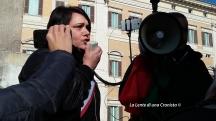 Manifestazione La Scossa dei terremotati, la voce del centro Italia