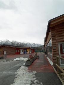 Amatrice, Ex scuola donata dal Trentino