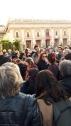 Protesta manifestant* - #NonUnaDiMeno